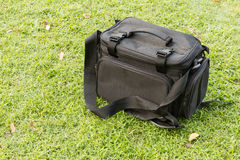 Camera bag Royalty Free Stock Photography