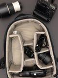 Camera Bag Stock Image