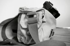 Camera Bag A Stock Images