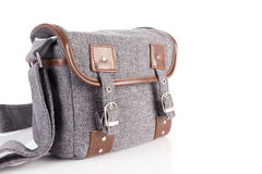 Camera bag Royalty Free Stock Images