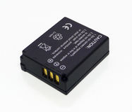 Camera battery Royalty Free Stock Photography
