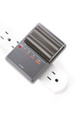 Camera Battery charger Royalty Free Stock Photo