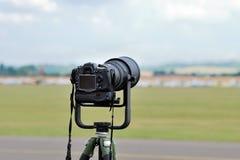 Camera bij klaar Stock Afbeelding