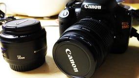 Camera canon Royalty Free Stock Photo