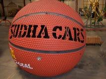 Basket ball car at Sudha Cars Museum, Hyderabad Stock Photos