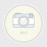 Camera card1 Royalty Free Stock Photography