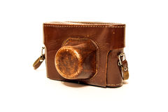 Camera case. Royalty Free Stock Photography