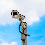 Camera cctv Royalty Free Stock Photography
