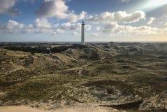 Camera chiara Il Jutland ad ovest denmark fotografia stock libera da diritti