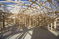Camera in costruzione Fotografia Stock