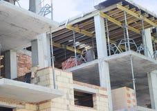 Camera in costruzione immagine stock