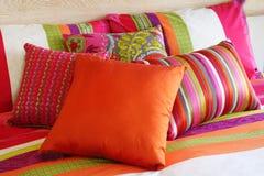 Camera da letto. Fotografie Stock