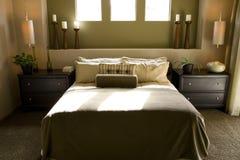 Camera da letto 2680 fotografia stock