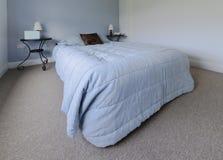 Camera da letto Fotografia Stock Libera da Diritti