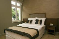 camera da letto all'interno Fotografie Stock Libere da Diritti