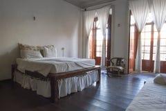 Camera da letto brasiliana Fotografie Stock Libere da Diritti