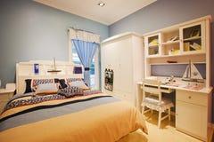Camera da letto 18 dei bambini Immagini Stock