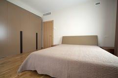 Camera da letto del progettista Immagini Stock