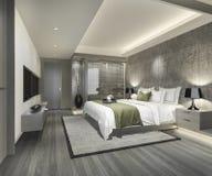 Bagno In Camera Con Vetro : Camera da letto di lusso dell hotel della serie della