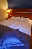 Camera da letto matrice Immagini Stock