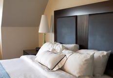 Camera da letto piacevole immagini stock libere da diritti
