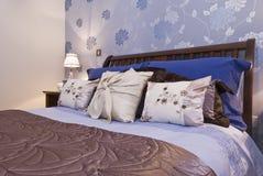 Camera da letto stupefacente Fotografie Stock