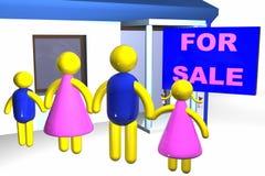 Camera da vendere Fotografia Stock