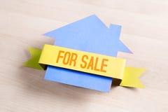 Camera da vendere Concetto di affari del bene immobile Fotografia Stock