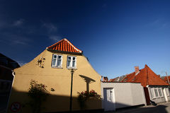 Camera in Danimarca Fotografie Stock Libere da Diritti