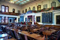 Camera dei rappresentanti di Texas State Capitol Fotografie Stock Libere da Diritti