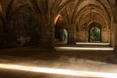 Camera del castello Fotografie Stock Libere da Diritti