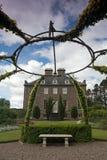 Camera del dun Montrose Scotland fotografie stock libere da diritti