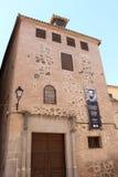 Camera del greco di EL del pittore, Toledo, spagna Fotografia Stock Libera da Diritti