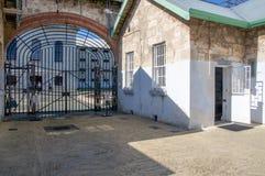 Camera del portone: Prigione di Fremantle Fotografia Stock