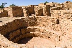 Camera del santuario del tubo, Mesa Verde National Park Fotografie Stock