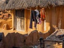 Camera dell'agricoltore indiano Immagine Stock Libera da Diritti
