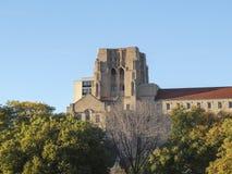 Camera dell'internazionale dell'università di Chicago Fotografia Stock