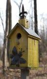 Camera dell'uccello Fotografie Stock Libere da Diritti