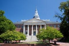 Camera della condizione del Maryland, Annapolis Fotografia Stock