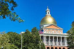 Camera della condizione del Massachusetts fotografie stock libere da diritti