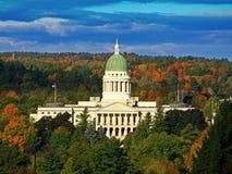 Camera della condizione della Maine Fotografie Stock Libere da Diritti