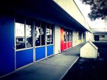 Camera della scuola Fotografie Stock Libere da Diritti
