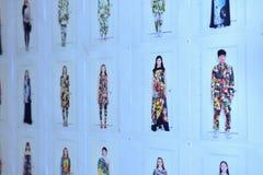 Camera della sfilata di moda del cannone Immagine Stock