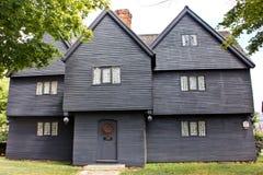Camera della strega della massa di Salem Immagine Stock Libera da Diritti