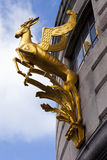 Camera della Sudafrica a Londra immagine stock