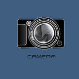 Camera design Stock Images