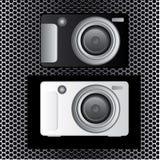 Camera design Stock Photo