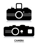 Camera design Stock Photos