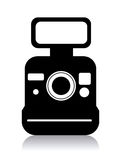 Camera design Royalty Free Stock Photo