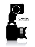 Camera design Stock Photography